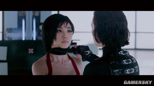 《生化危机:惩罚》几段完整情节首播