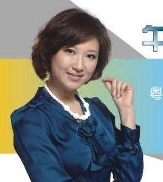 电视台美女主播张小莉 广播电视台美女主播张小莉 张广宁