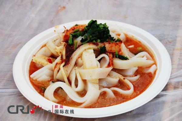 新疆昌吉中国美食文化旅游节开幕(组图)国际四楼洋航美食图片