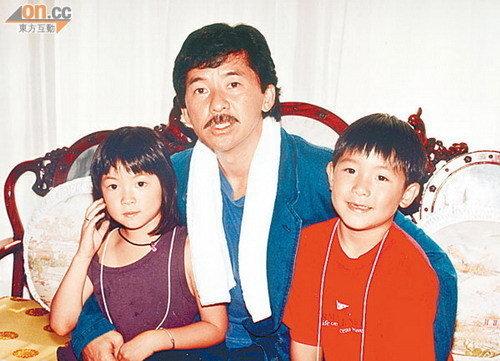 叶倩文与林子祥结婚16年图片