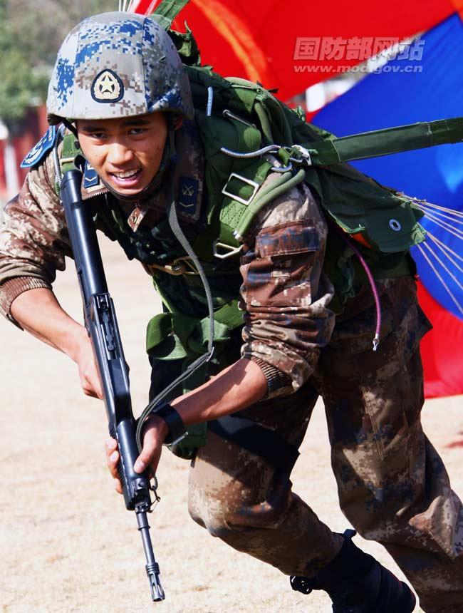 军事资讯_南海网 新闻中心 军事新闻 中国军情    聚焦特种兵:   \