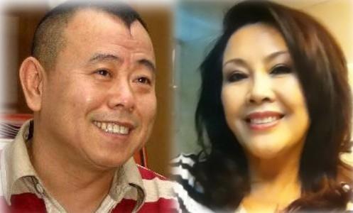喜剧演员潘长江和他的漂亮老婆-绝色女星 下嫁 丑男 傻根都娶了校花图片