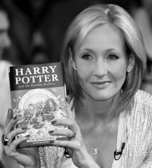 《哈利·波特》作者JK-罗琳-罗琳有望续写 哈利 波特