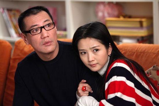 何洁亮相 新女婿时代 饰演个性90后图片