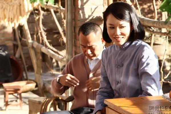 接受采访时,林保怡笑称自己是因为范文芳才参演这部电视剧,并透露范文图片