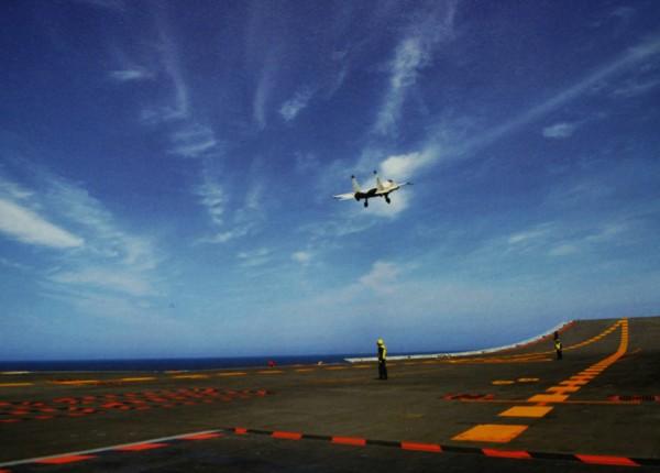 专家:我国歼-15飞鲨舰载机正式解密 美惊慌 -  红杏 - 红杏