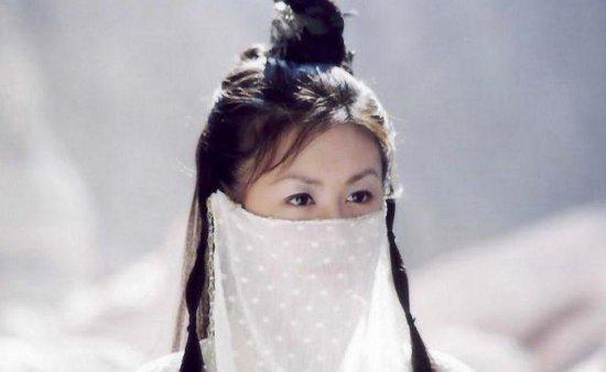 唐嫣蔡少芬刘诗诗 盘点古装美女的面纱诱惑