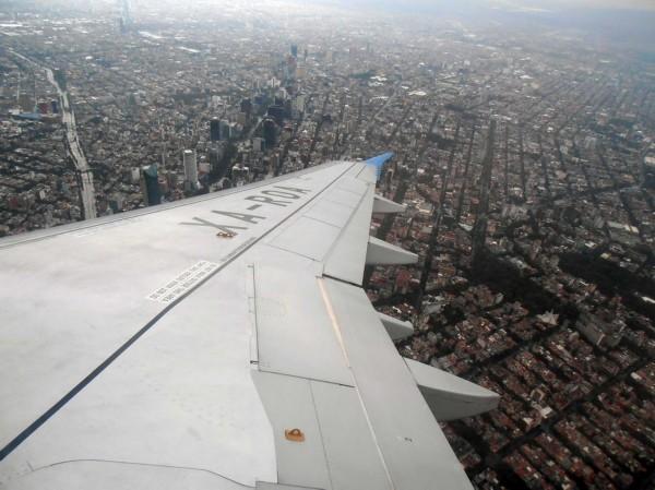 美丽的地球:盘点飞机机翼外的壮美风景/图