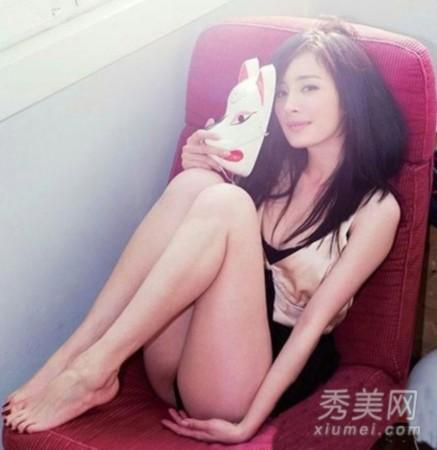 范冰冰周迅 揭秘女星最漂亮身体部位【图】