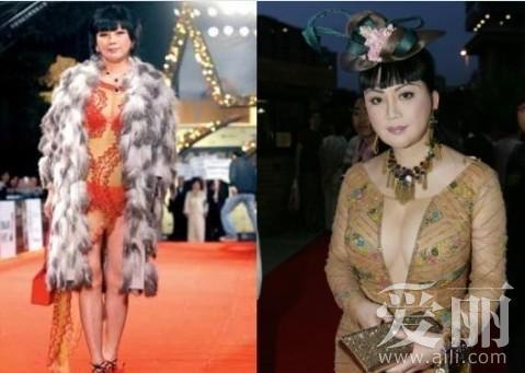 刘晓庆逆天出演陈冲儿媳 领衔越老越风流的明