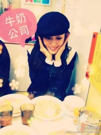 ...:   台湾艺人范玮琪今日在微博晒出香港品尝美食的照片,并称每... (30)