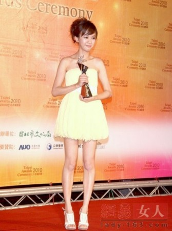 少女时代高圆圆刘诗诗刘亦菲 中外女星大秀黑丝美腿(图)