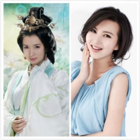 刘诗诗刘亦菲佟丽娅张檬 细数那些古装宛若精灵的女星