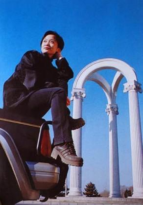 中南海第一女保镖的传奇人生