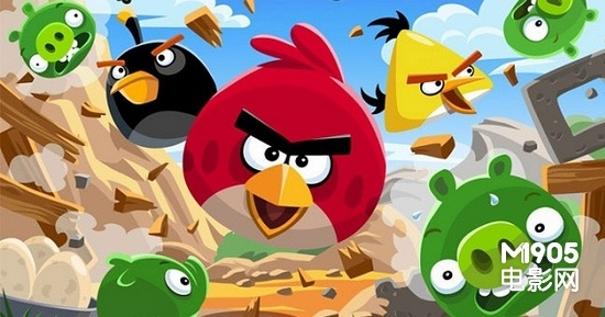 """""""愤怒的小鸟""""将拍电影 《卑鄙的我》制片出山"""