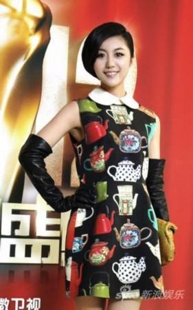 光线传媒共同打造的2012国剧盛典举行,孙俪,林心如,钟汉良,刘诗诗图片