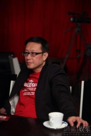 刘伟强 现在的心态再也拍不了 古惑仔