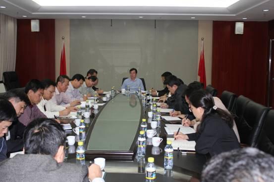 省委统战部组织学习中央八项规定