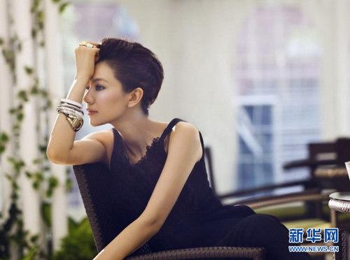 网评中国前10美女组图