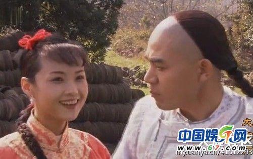 刘丹 黄春 茹萍/茹萍饰演黄春,就是康熙王朝的苏麻蝲蛄。