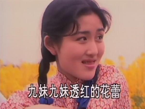 谢娜大咖再现九妹造型坡姐15岁出演MV引人狂