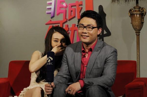 邢星/非诚勿扰孟雪资料曝光女神骆琦身世揭秘(图)