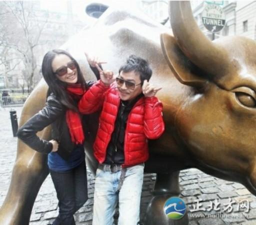 佟丽娅陈思成疑订婚 北京爱情修成了成果(组图) - 谈笑涧 - 谈笑涧