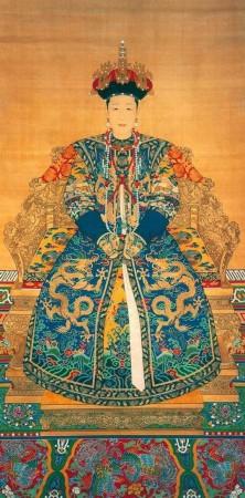 史上最全:大清王朝的历任皇后们图片