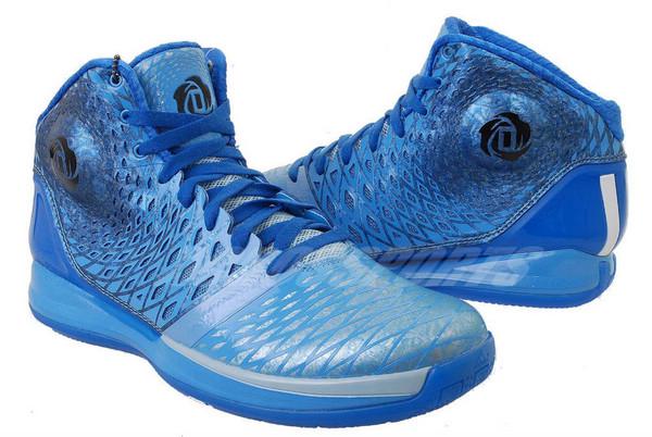 组图:adidas 2013年全明星赛篮球鞋发布