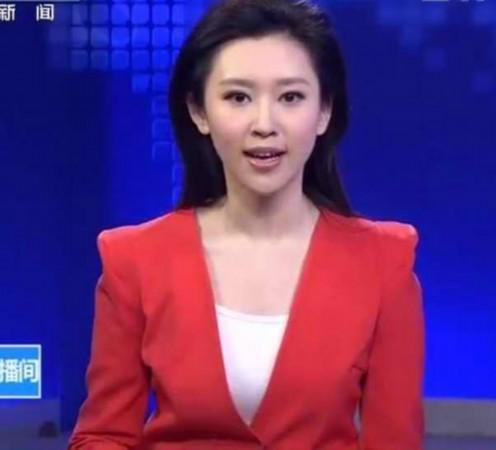 央视最美实习女主播王音棋