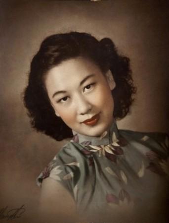 中国女人的韵味:老上海美女照