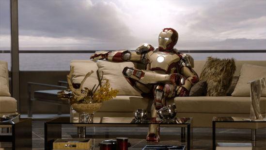 钢铁侠3》将于近期发布多版本全新宣传片,其中以美国第47届超高清图片