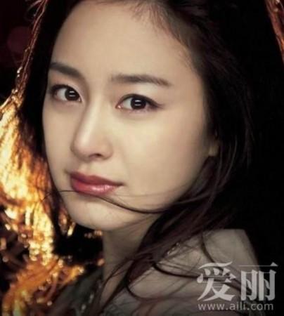 韩剧中十大绝色美女明星