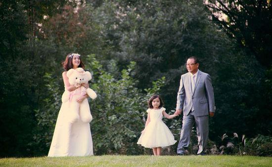 先结婚后恋爱 张歆艺 遇到舒坦的人不隐婚图片