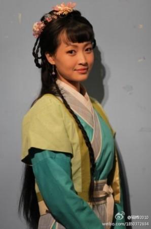 杨洋,程咬金的二老婆裴翠翠.