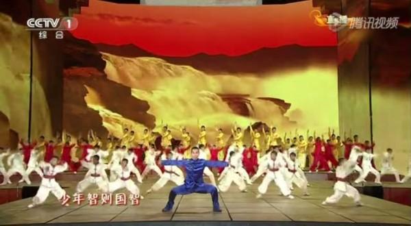 中国梦朗诵服装