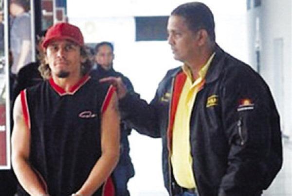 巴伦比亚的一家旅馆里,随后瓦莱罗遭到逮捕,他对自己的罪行供高清图片
