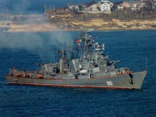 大胆级驱逐舰_俄罗斯黑海舰队的\