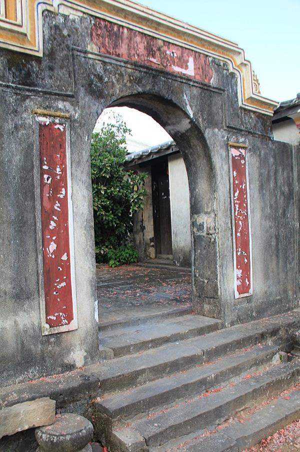 定安——高林村的官道雅菜[图]