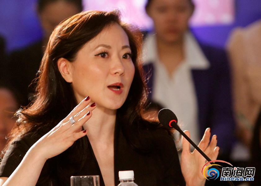 博鳌亚洲论坛对话赵小兰:父女三人同时登台