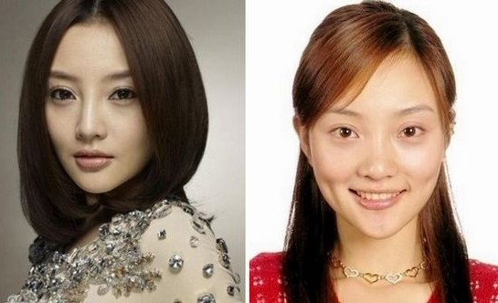 婚后的李小璐成熟,性感,让人怀念以前那个清纯,可爱且有着甜甜笑容