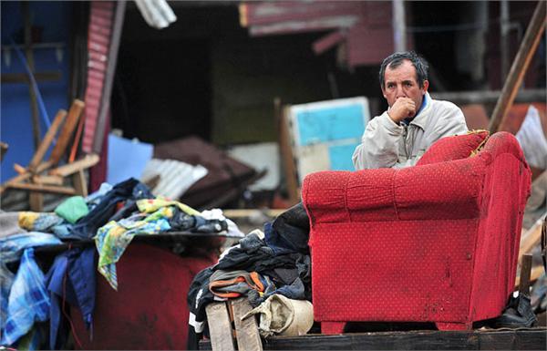 大地震 中国/2010年:智利(马乌莱区)/震级(里氏):8.8 / 死亡人数:486。...