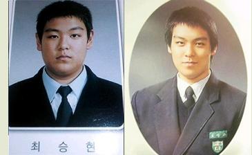 揭韩男星罕见毕业照 金贤重朴有天尼坤萌翻粉丝