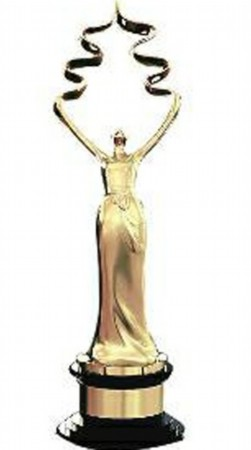 第三届北京国际电影节的奖杯引发话题,先是电影节组委会发布奖杯图片