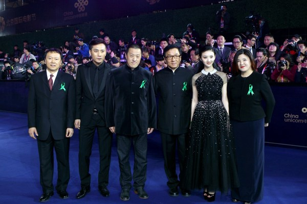 《警察故事2013》亮相北京电影节 成龙景甜压轴