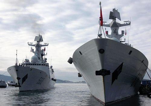 军事资讯_海军 航母 舰 军事 500_350