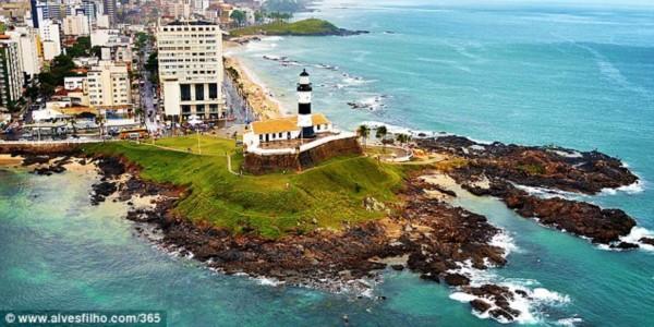 巴西摄影师365个角度拍摄灯塔【组图】_新闻_南海网