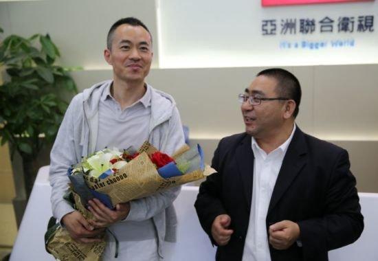 邱启明加盟亚洲联合卫视任副台长 未离湖南卫视