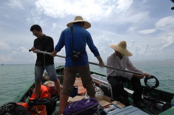 卫星遥感技术助力中国西沙群岛海域保护与开发