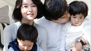 韩星奢华育儿宝典大揭秘:李英爱给爱子喂鲍鱼